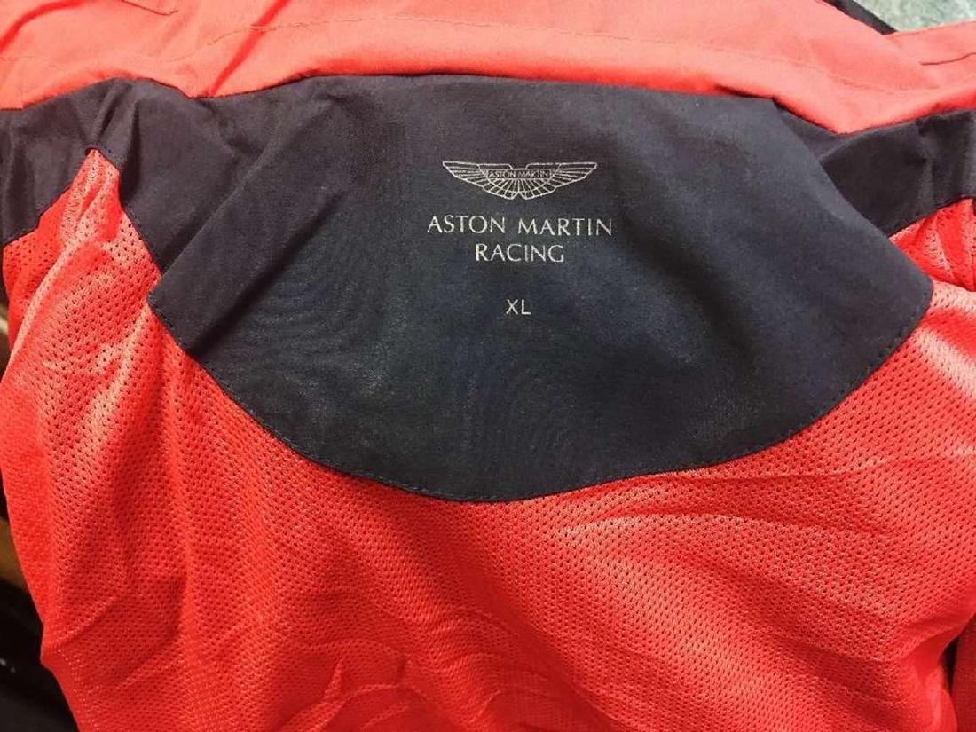 Aston Martin- Hackett Collection Waterproof Jacket, New - 2