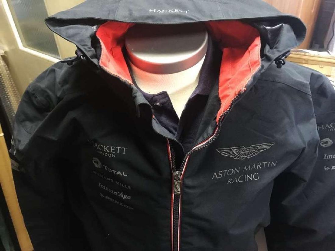 Aston Martin- Hackett Collection Waterproof Jacket, New - 3