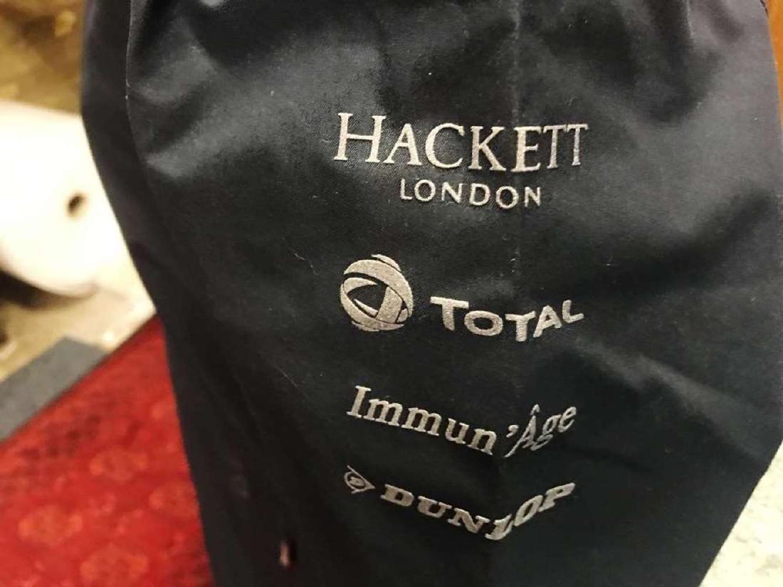 Aston Martin- Hackett Collection Waterproof Jacket, New - 4