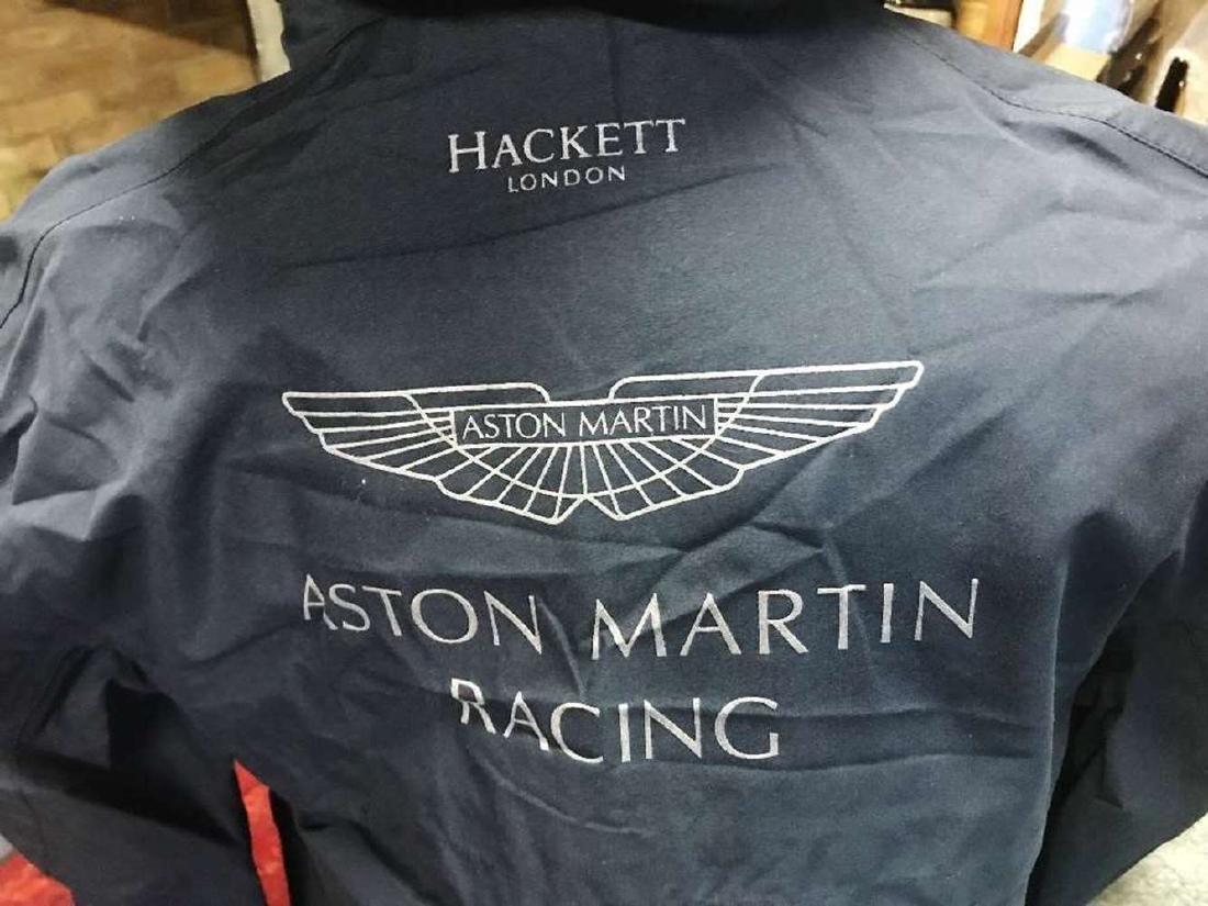 Aston Martin- Hackett Collection Waterproof Jacket, New - 5