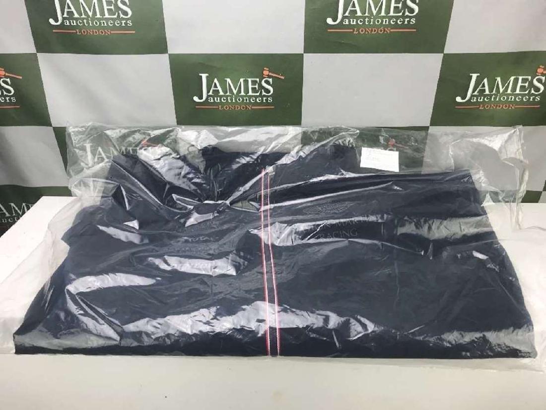 Aston Martin- Hackett Collection Waterproof Jacket, New - 6
