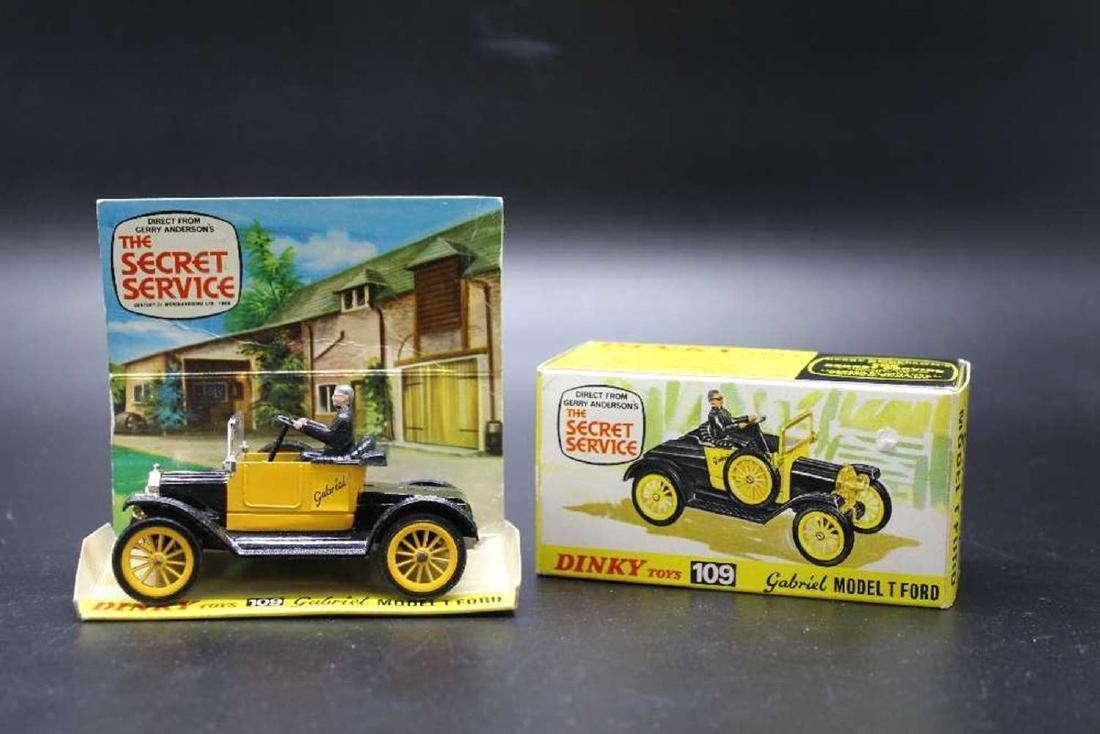 "Zero original Dinky Toy "" The Secret Service"" - 2"