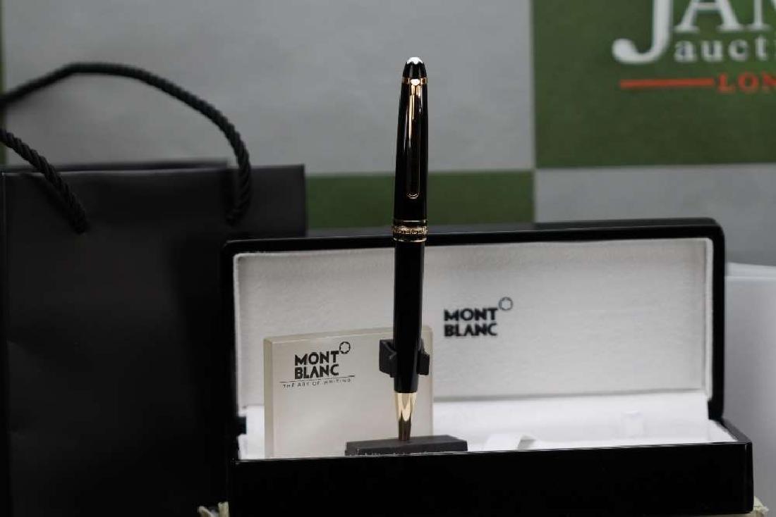 Montblanc Meisterstuck Pen, Rrp-£399