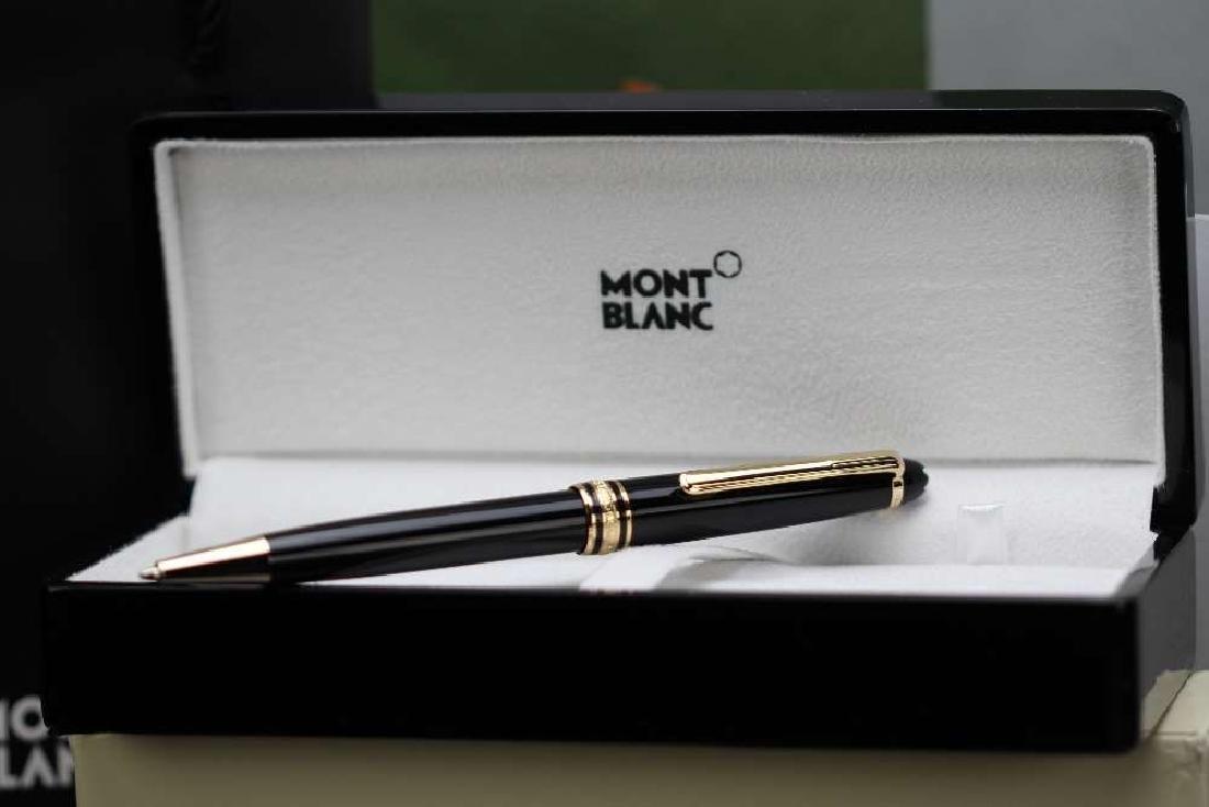 Montblanc Meisterstuck Pen, Rrp-£399 - 4