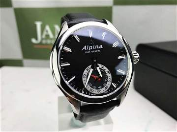 Alpina Horological Smartwatch, Reference
