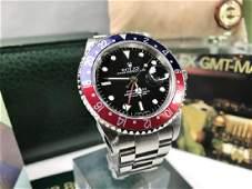 Rolex GMT-Master II Pepsi 16710