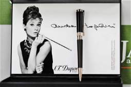 S.t. Dupont Rollerball Pen Audrey Hepburn Limited