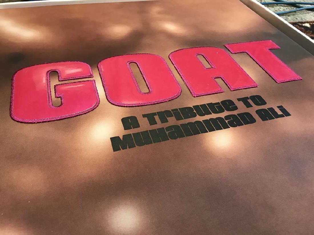Muhammad Ali Official Taschen GOAT Book Ltd