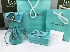 Tiffany & Co, Collection of Three lots