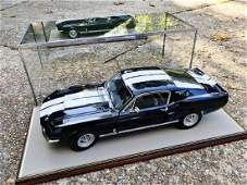 DeAgostini Ford Mustang 1967 Shelby GT-500 Complete 1:8
