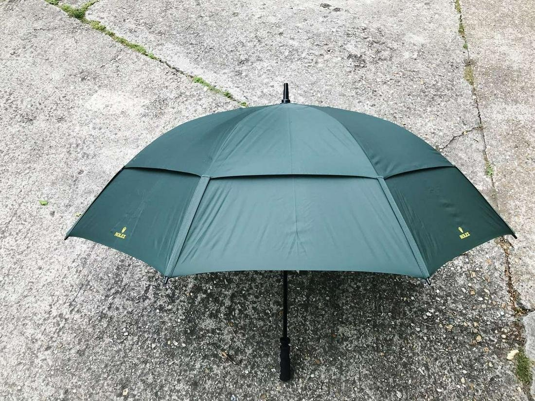 Rolex Official Merchandise, Golf Umbrella, RRP £199 , Jul 29