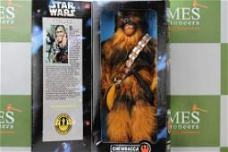 Star Wars Kenner 12 Inch Chewbacca, Collector Series