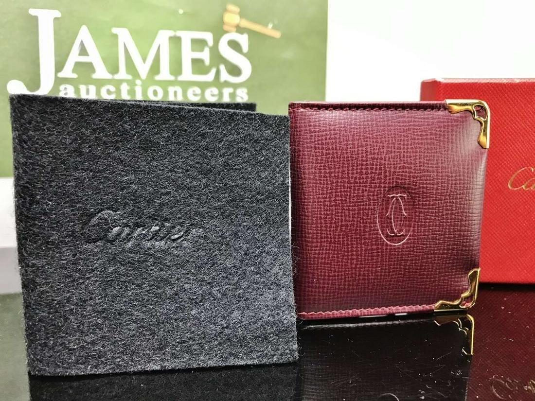 Cartier Pocket Photograph Wallet