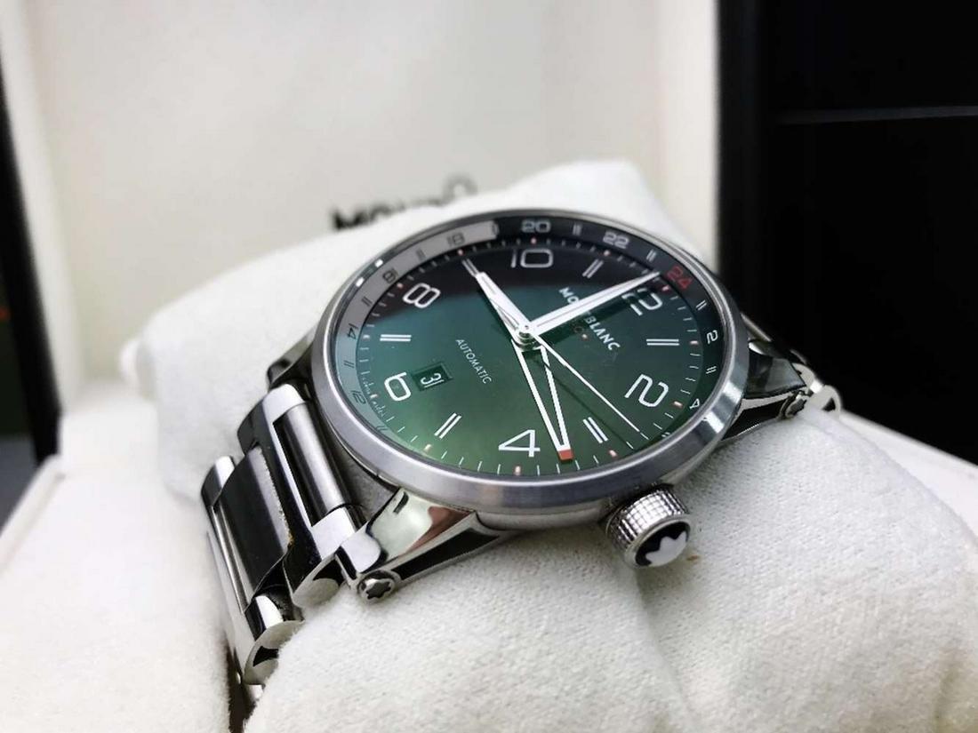 Montblanc Timewalker UTC Automatic Bracelet Edition