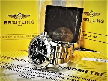 Breitling Colt 44 Chronometer Quartz 42.5mm-Ref A74387.