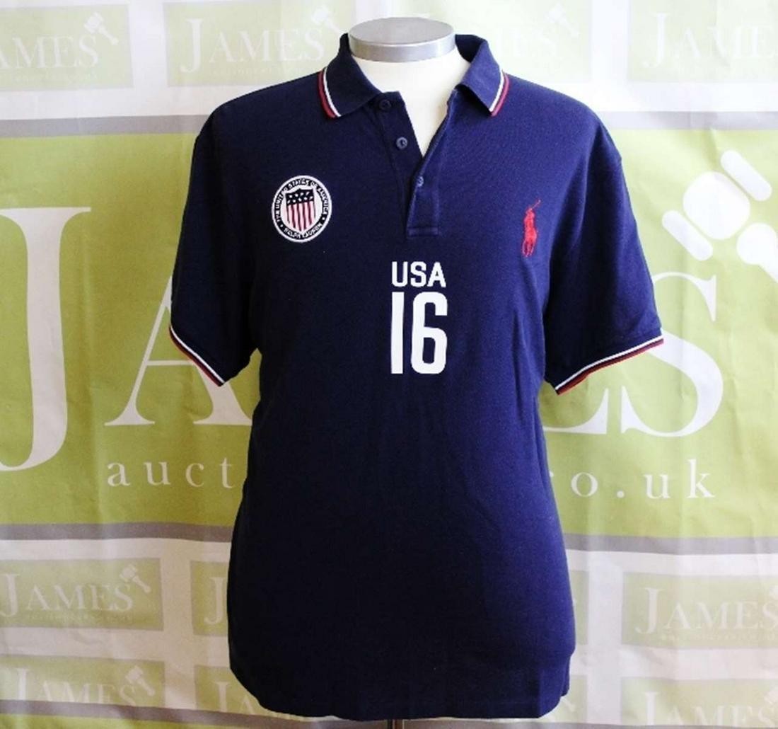 Ralph Lauren USA Polo T Shirt