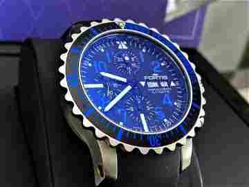 Fortis B-42 Marinemaster Chronograph Mechanical Watch