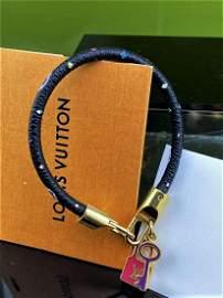 Louis Vuitton Monogram Multi Colour Classic Lock & Key