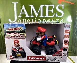 Mario Kart Remote Control Car- New Example