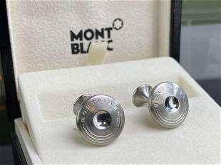 Montblanc New Pair of Contemporary Cufflinks