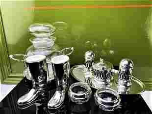 Antique Vintage Collection of Silver Lots