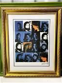 """Andy Warhol (1928-1987) """"Jackie Kennedy """""""