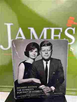 Richard Avedon The Kennedys Portrait of Family Shannon