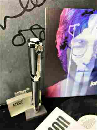 "Montblanc John Lennon Special Edition ""Imagine"""
