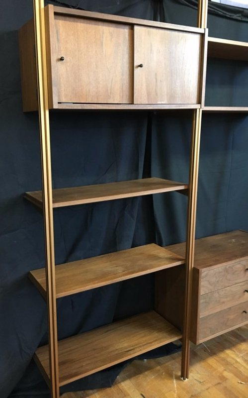 George Nelson (1906-86) for Omni Group Wall Unit