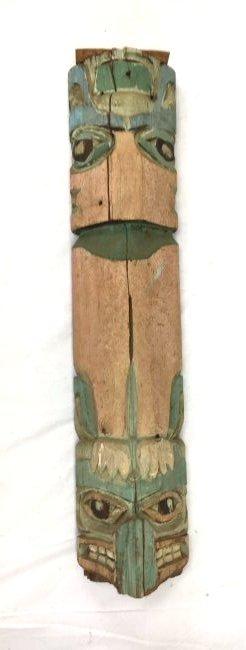 Northwestern Coast Native American Totem Pole #4