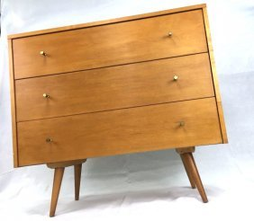 Paul McCobb Planner Group Maple dresser Mid Century Mod