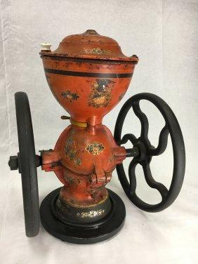 Enterprise Coffee Grinder 1898 Cast Iron