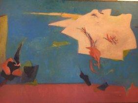 Eleanore Lockspeiser listed artist abstract painting
