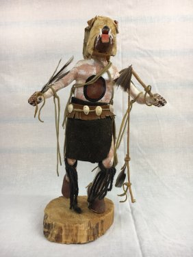 lot of 14 Native American Kachina dolls
