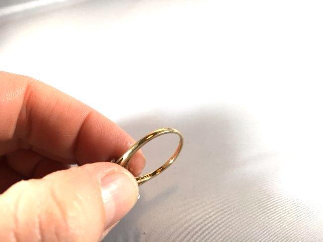 2 Ladies Rings Marquise Ruby Cluster & Pavé Diamond - 8