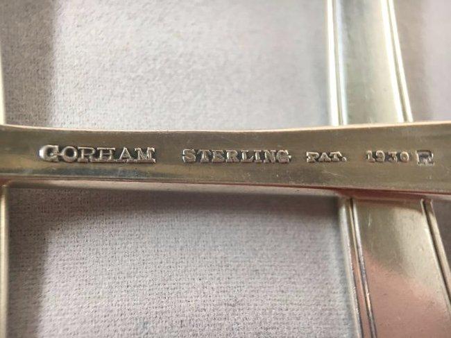 Gorham Hunt Club Sterling Silver Flatware Service 1930 - 7