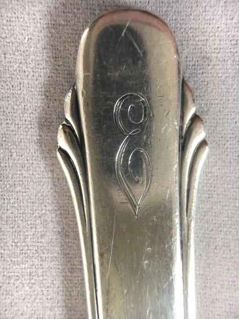 Gorham Hunt Club Sterling Silver Flatware Service 1930 - 8