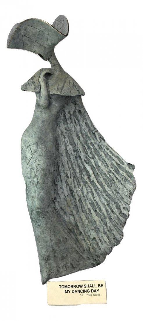 Philip Jackson bronze sculpture limited edition 7/8