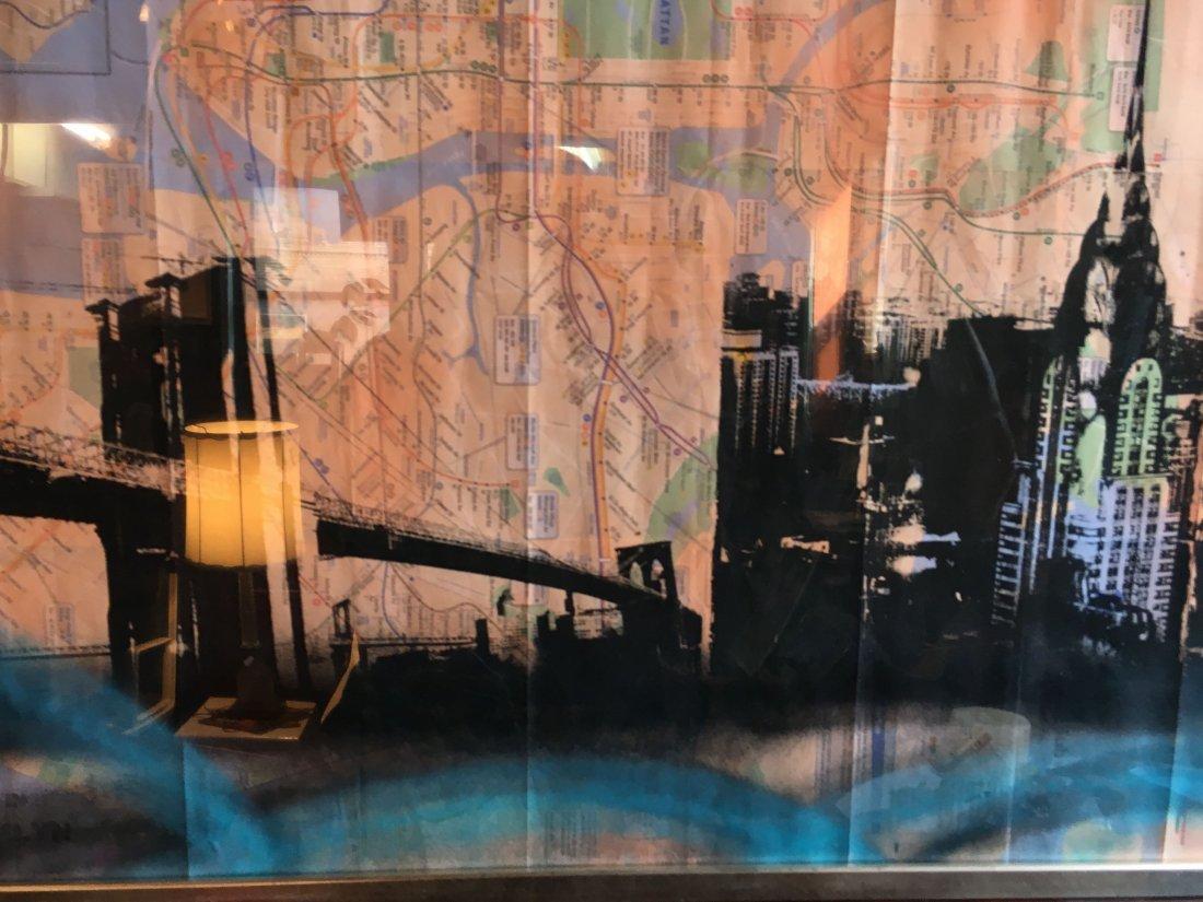 New York Street Art Map Stan Jorgensen - 3