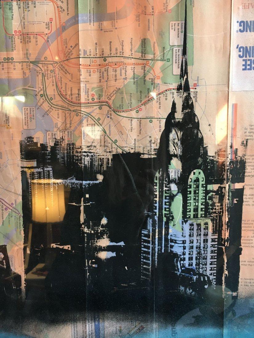 New York Street Art Map Stan Jorgensen - 5