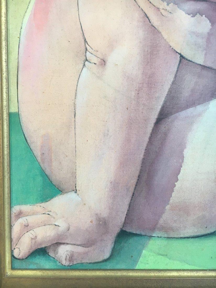 American Master Vincent Smarkusz Girl w/ bird (1939-74) - 6