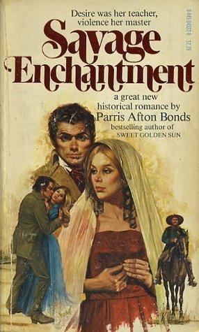 Lou Marchetti original book painting Savage Enchantment - 4