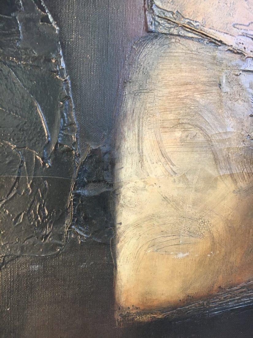 Mario Festa Entrando en el espejo abstract painting '63 - 3