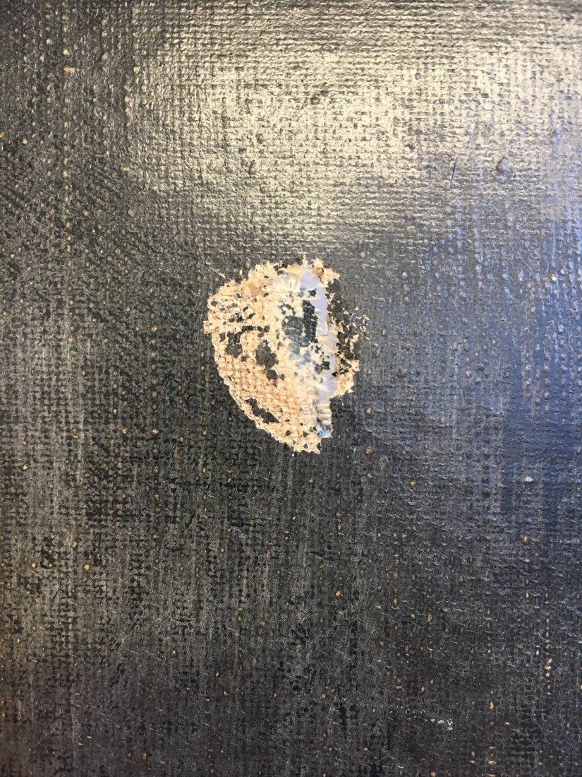 Mario Festa Entrando en el espejo abstract painting '63 - 4