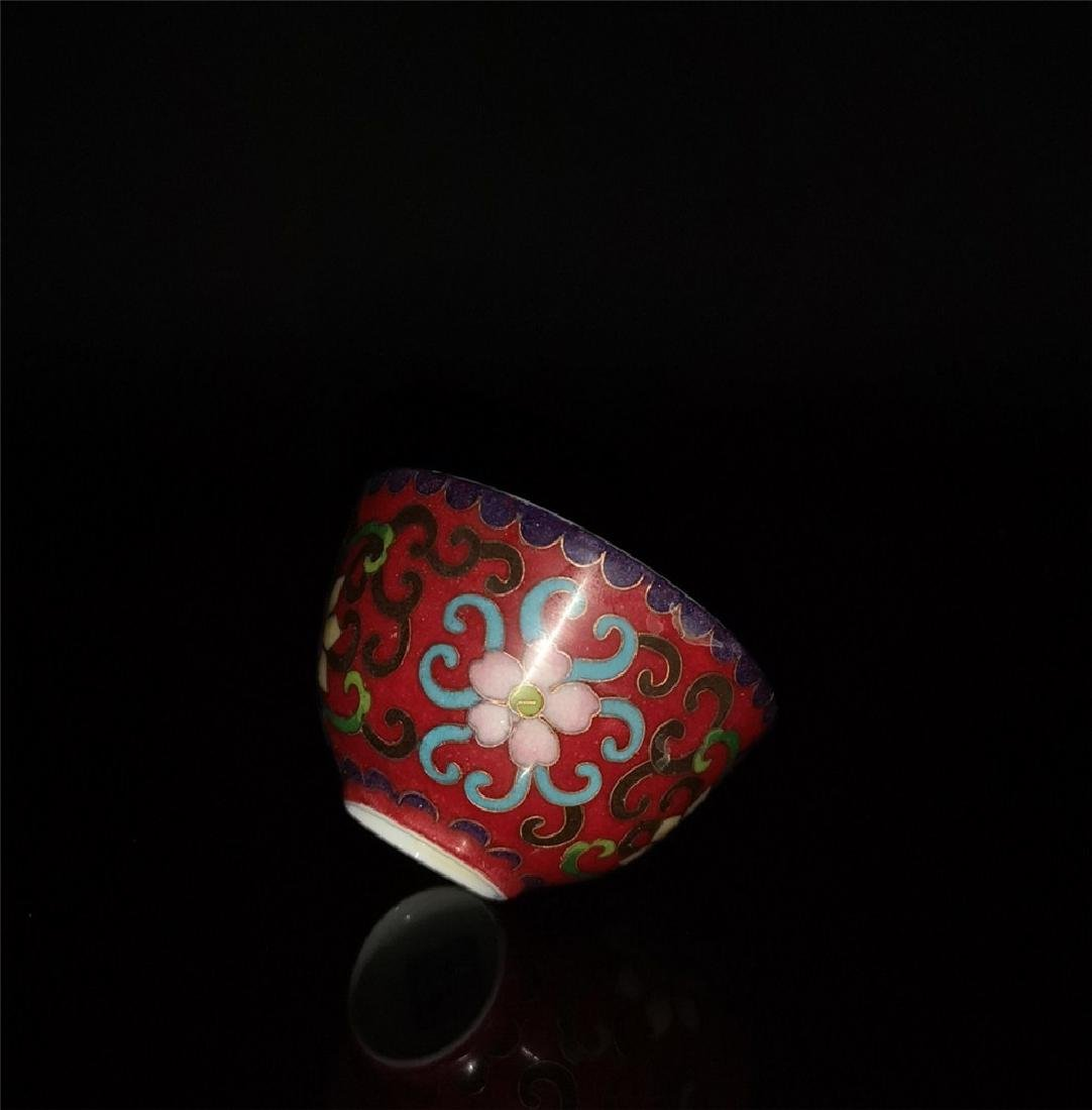 Chinese  Famille Rose Porcelain  Bowl - 8