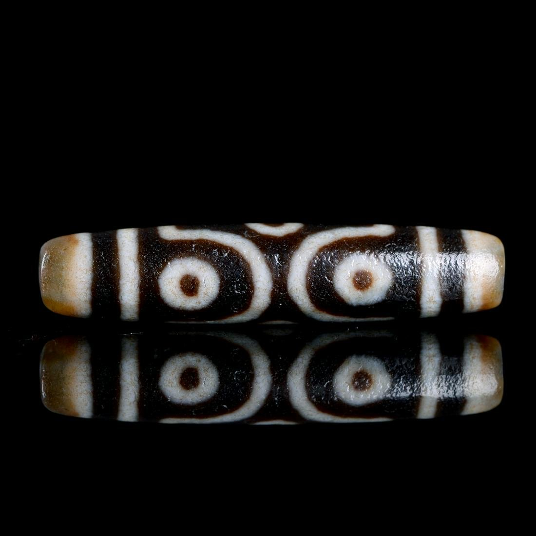 Fine Old Tibetan Celestial Bead Tianzhu