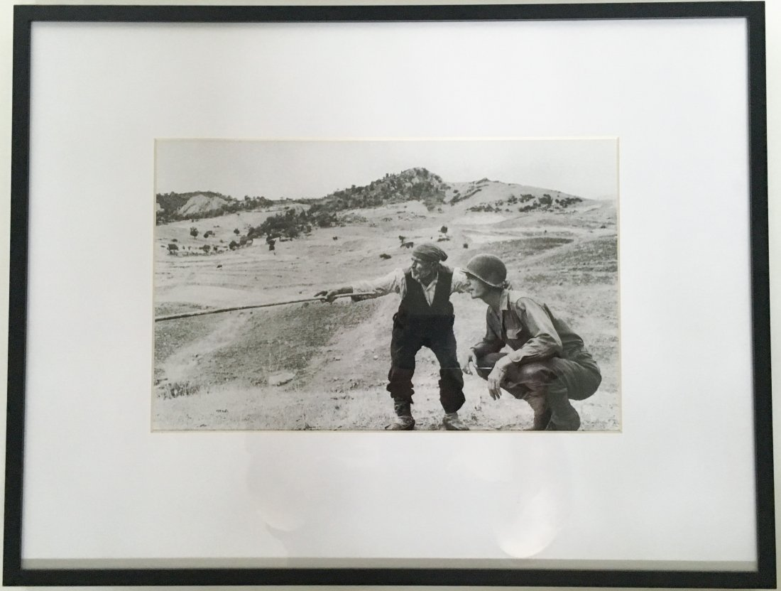 Robert Capa: On the Route to Messina