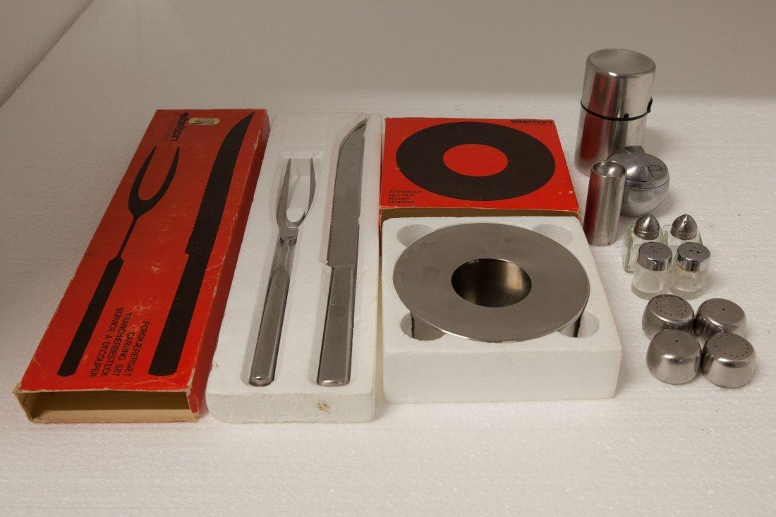 Arne Jacobsen: Stelton, Cylinda Carving Set