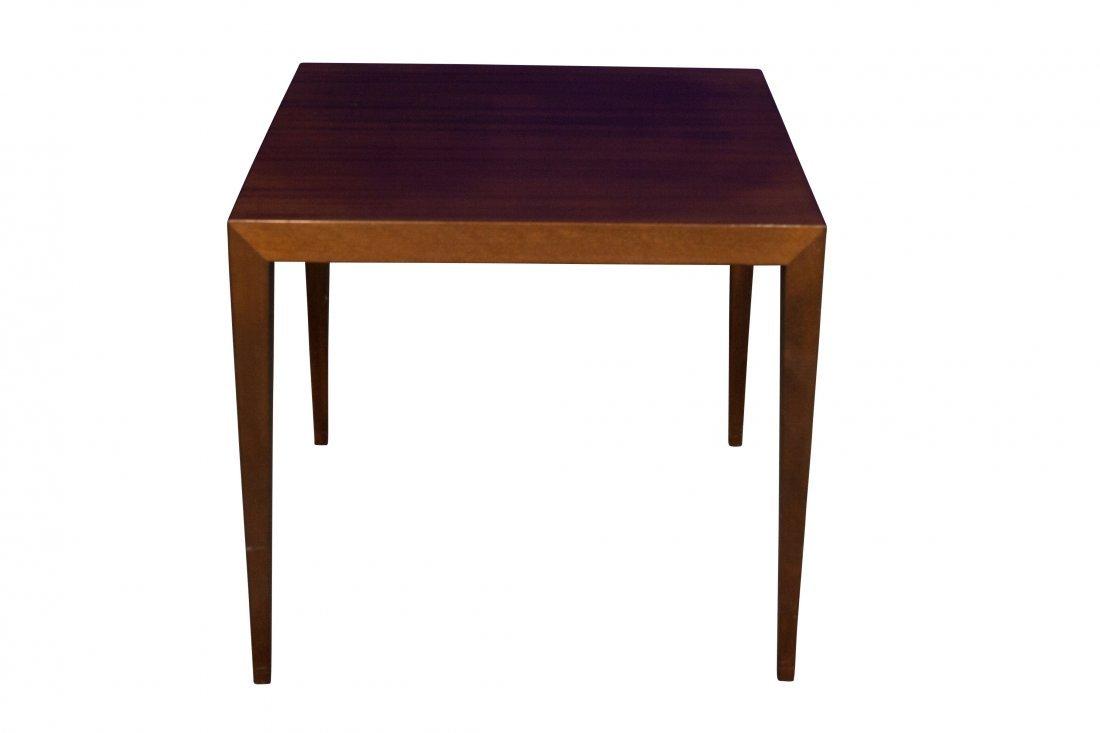 Severin Hansen: Haslev: Mahogany Coffee/Side Table