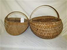 2- primitive kidney baskets
